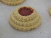 Klassisches Etagen-Marmeladenplätzchen